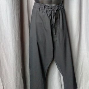 Vivienne Westwood Man Black Men's Wool Pants